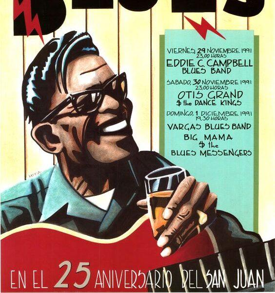 Concierto Blues por el 25 Aniversario del San Juan