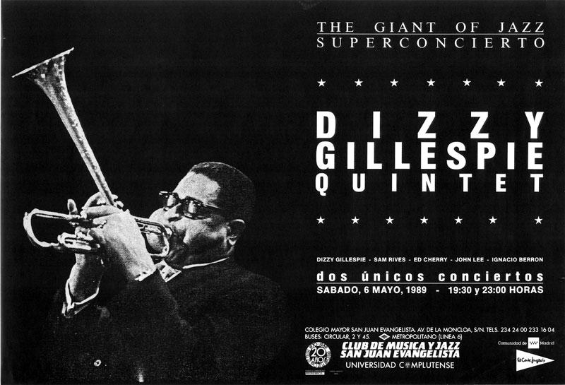Concierto Dizzy Gillespie