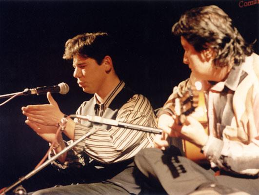 Miguel Poveda en el San Juan