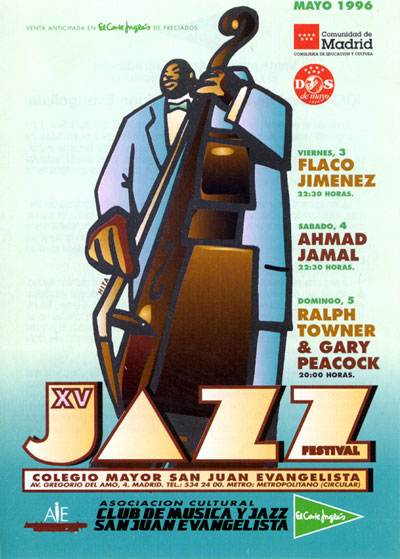 Cartel Festival  Jazz 1996