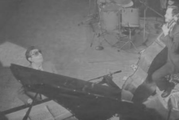 """Tete Montoliú y su """"Blues del San Juan Evangelista"""""""